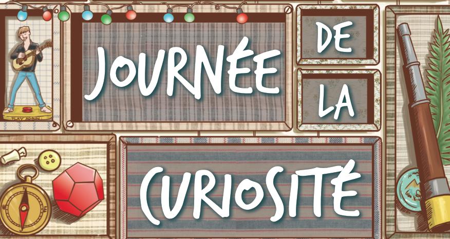 La Journée de la curiosité