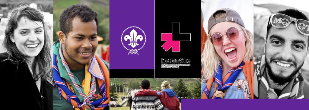 Publication du kit d'activités HeForShe