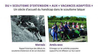 Journée de la Mémoire du Scoutisme Laïque