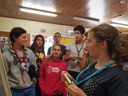 Découverte Scouts du Monde à Couteron