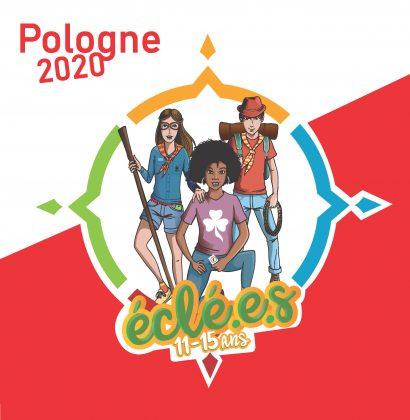 Pologne 2020 – Les inscriptions !