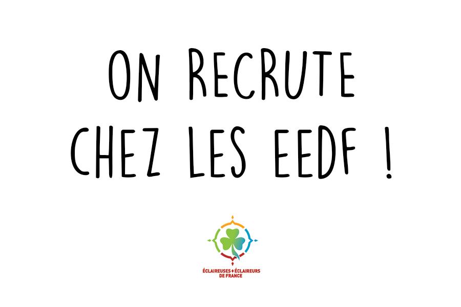 Offre d'emploi : Animateur projet F/H Recrutement / Formation