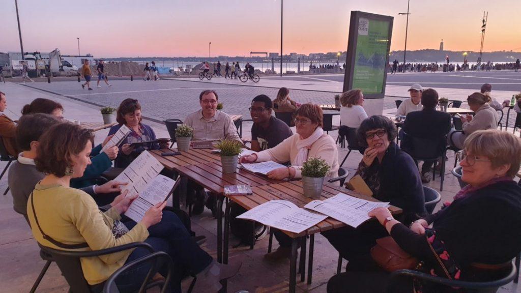 Éducation & projets d'action au Portugal