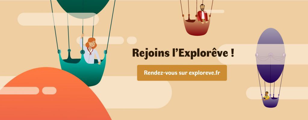 Grand jeu virtuel : L'Explorêve !