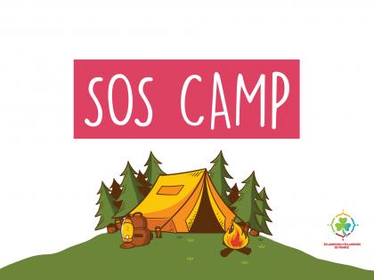 Camp du Domaine de la Planche (juillet-août)