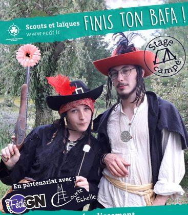 BAFA Appro Jeux de Rôles Grandeur Nature en Midi-Pyrénées