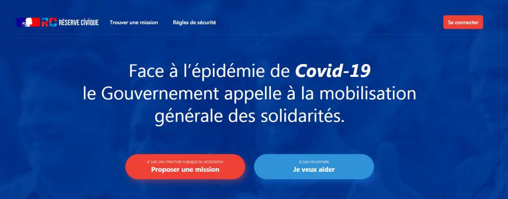 Accueil exceptionnel des enfants de parents engagés en première ligne dans la lutte contre le Coronavirus