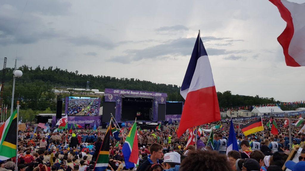 Jamboree 2020 – Réouverture des inscriptions