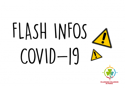 Flash infos : COVID-19