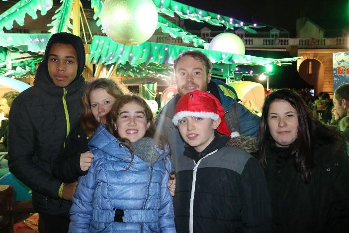 Noël en Auvergne * 12-14 ans et 15-17 ans *