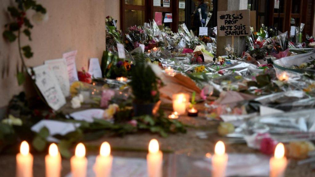 Communiqué des EEDF suite à l'attentat terroriste contre Samuel Paty
