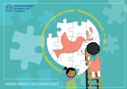 Journée Mondiale de la Pensée 2021 : «Unissons nous pour la paix»