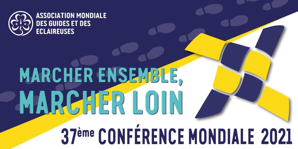 La conférence mondiale de l'AMGE débute dans 1 semaine  !