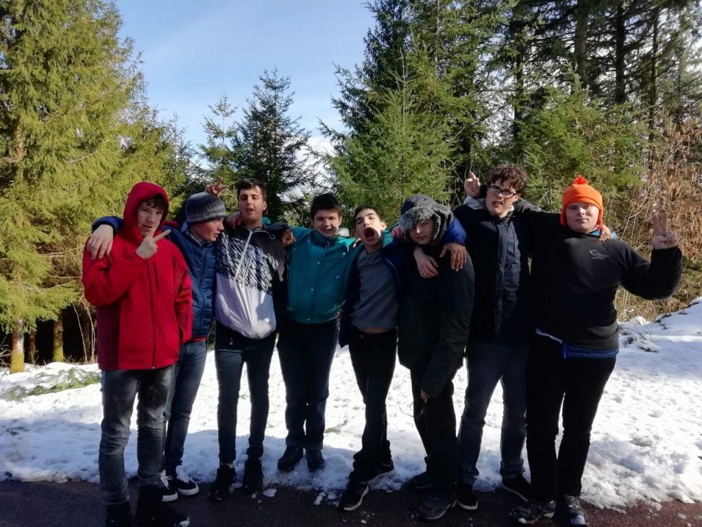 Fêtes dans les Vosges *15-17 ans*