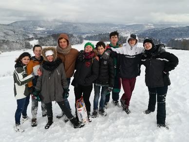 Vive la Montagne * 12-14 ans  *